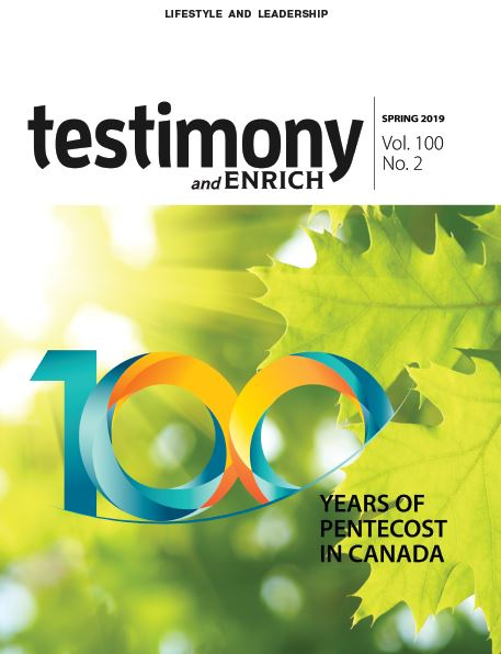 100 Years of Pentecost Cover